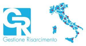 cartina italia gestione risarcimento